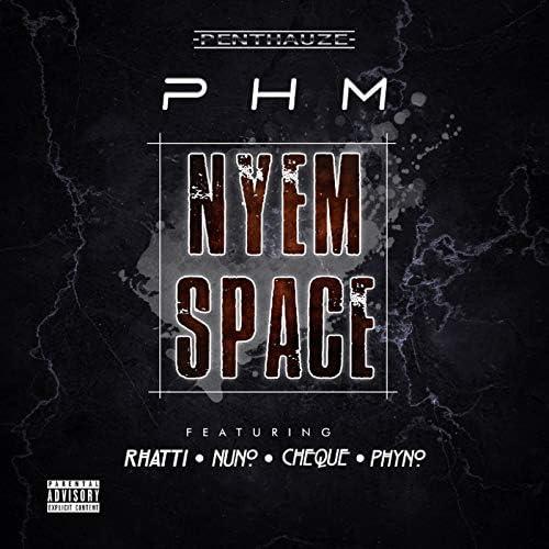 Phm feat. Phyno, Nuno, Rhatti & Cheque