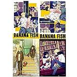 gerFogoo Anime Banana Fish Poster Wandrolle Hängende