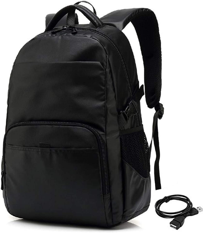 HUYANNABAO Black Backpack Male for Travel Backpacks for Men Waterproof Business Back Pack Bag for Laptop Luxury Bagpack Men Bookbag Large