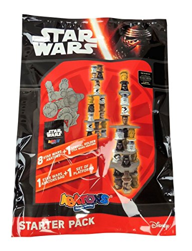 Panini Star Wars - Starter Pack Abatons 003037SPAINT