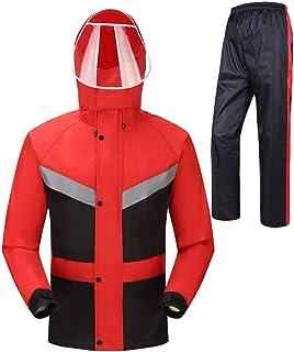 Insun Erwachsenen Wasserdichten Anzug mit Reflexstreifen