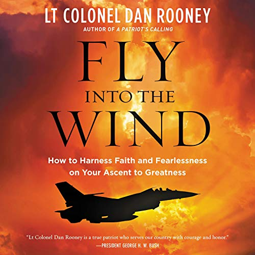 Fly Into the Wind Audiobook By Lt. Colonel Dan Rooney cover art