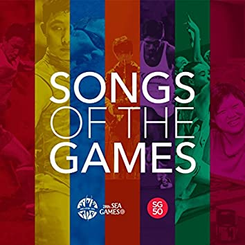 Songs of the Games (feat. Daphne Khoo, The Sam Willows, Tabitha Nauser, Charlie Lim, Benjamin Kheng, Gentle Bones, Gayle Nerva, Tay Kewei, Hubbabubbas, Jean Tan, Dick Lee, The MGS Choir) [From the 28th Southeast Asian Games 2015]