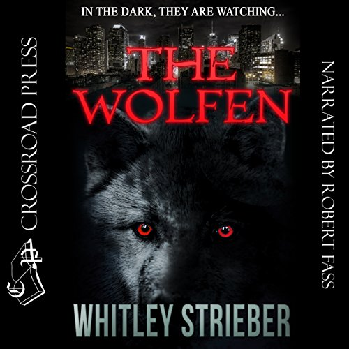 The Wolfen audiobook cover art