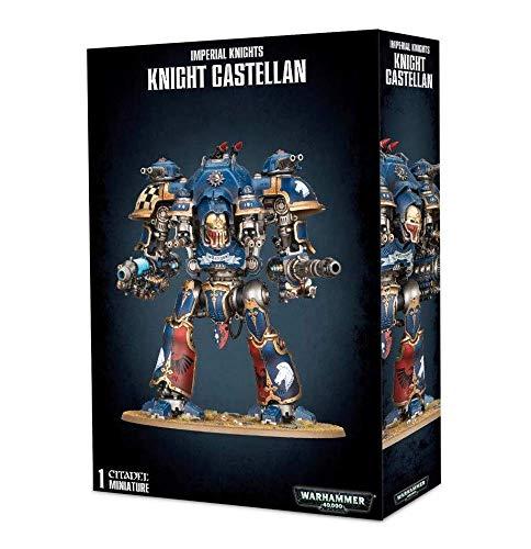Unbekannt Games Workshop Warhammer 40k Imperial Knights Knight Castellan (54-16)