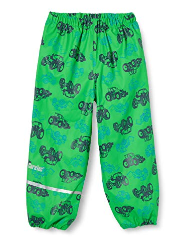 CareTec 550179 Pantaloni Impermeabili, Verde (Verde), 12-18 Mesi
