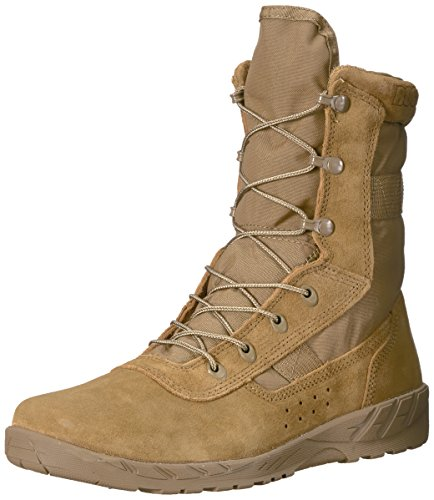 Rocky Men's RKC065 Military and Tactical Boot, Coyote Brown, 9.5 M US