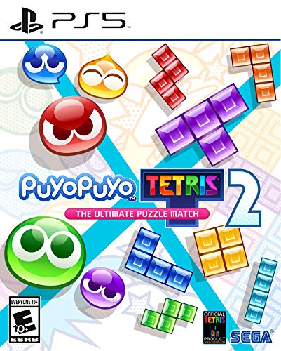 Puyo Puyo Tetris 2 for PlayStation 5 [USA]