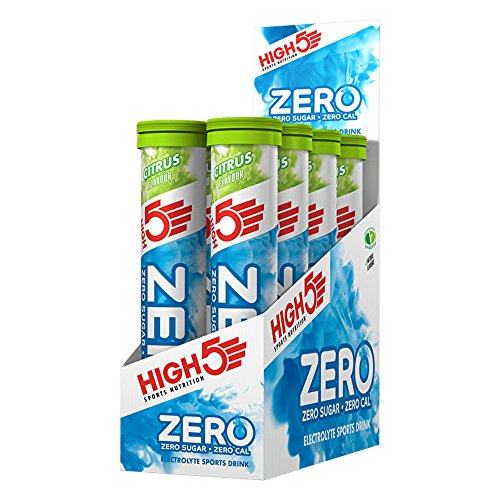 High 5 Zero Hydration Tablets 1 Tube x20 Citrus
