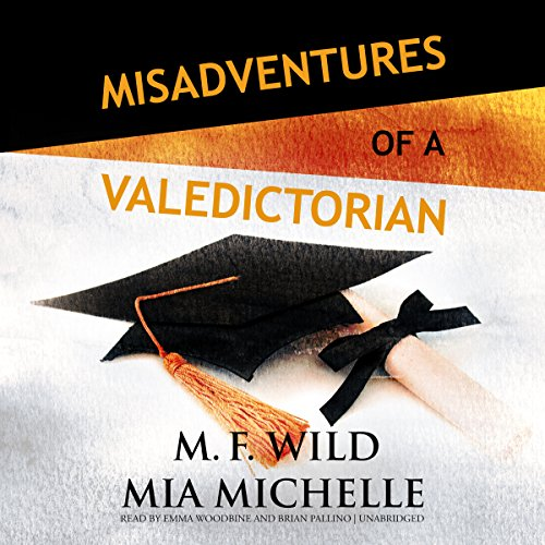 Misadventures of a Valedictorian cover art