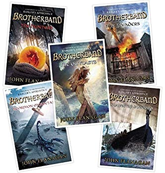 Brotherband Chronicles  Books 1-5 in the Series