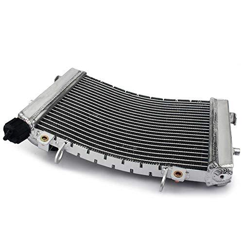 TARAZON Wasserkühler Motorkühlung Kühler Aluminum Radiator passend für KTM DUKE 690 2013-2017