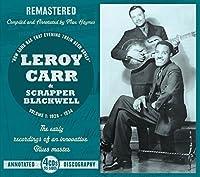 Leroy Carr & Scrapper Blackwell Vol. 1, 1928-1934