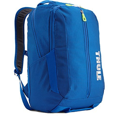 Thule Crossover TCBP-317 25L Backpack for 15-Inch MacBook Pro or PC (Cobalt) by Case Logic: Amazon.es: Electrónica