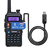 Best Handheld Ham Radios - Airiton&BAOFENG UV-S9 Plus 8W/4W/1W Portable Ham Radio Handheld Review