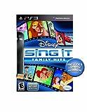 Disney Sing It: Family Hits Bundle - Playstation 3
