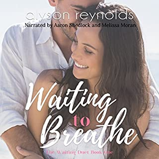 Waiting to Breathe audiobook cover art