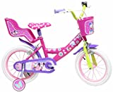 Disney 13127 - 14' Bicicletta Minnie, Rosa