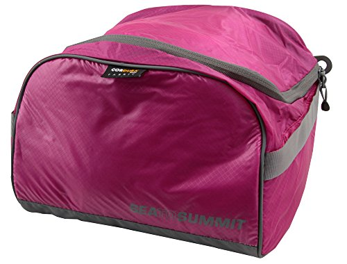 Sea To Summit Ultra-Sil Toiletry Cell Large Berry/Grey