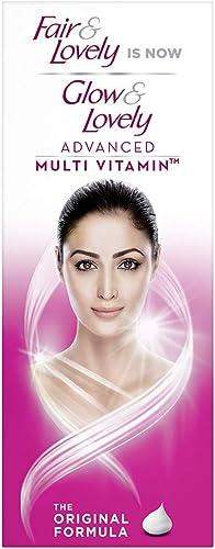 Glow & Lovely Advanced Multivitamin Face Cream, 80 g