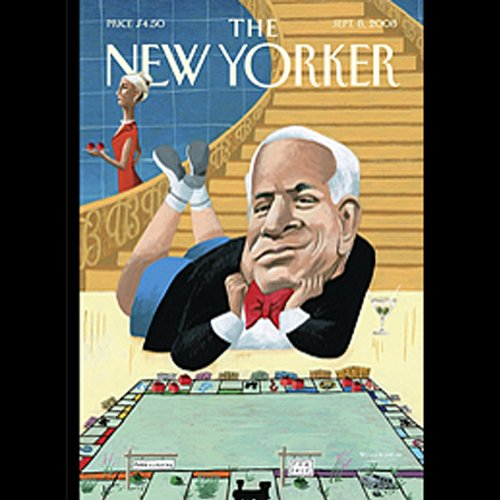 The New Yorker, September 8th, 2008 (Ian Parker, Amy Ozols, James Woods) audiobook cover art