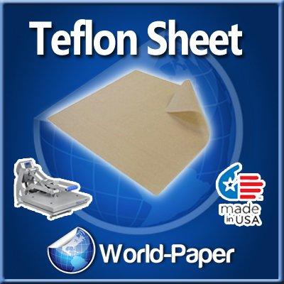 Teflon Sheet for Geo Knight 18x20 DK20 Digital Clamshell Heat Press Machine