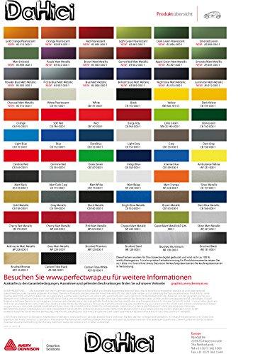 Avery Dennison Supreme Wrapping Film, Carbon Folie schwarz mit Luftkanälen 100cmx152cm (25cmx152cm). Die beste Folie auf dem Markt!!