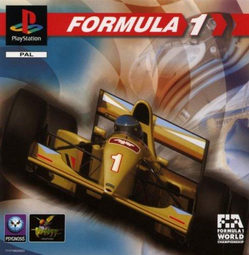 Playstation 1 - Formel 1   Formula One
