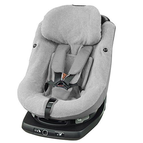 Bebe Confort 24788090 accesorio para silla de coche para bebes - Accesorios para sillas de coche para bebes (Baby car seat cover, AxissFix, AxissFix Plus, Gris, Algodón, Lavado a máquina, 30 °C)