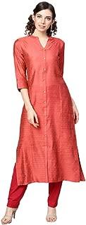 New Ethnic Embroidery Anarkali Short & Long Top Plus Size Kurta Kurti for Women
