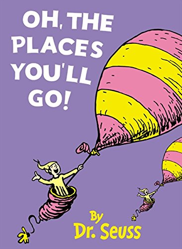 Oh, The Places You'll Go! (Dr Seuss Miniature Edition)