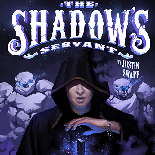 The Shadow's Servant  audiobook cover art