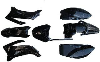 Foam Seat Plastic Body kit Fender Black Fit Yamaha TTR110 TTR 110 110-250cc Dirt bike (plastics)