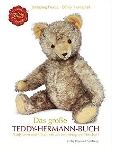 Das große Teddy Hermann-Buch