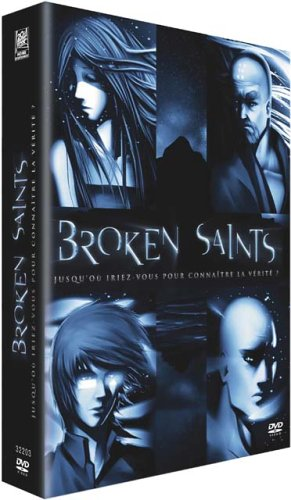 Broken saints - Coffret 4 DVD