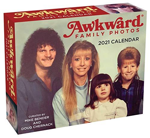 Awkward Family Photos 2021 Day-to-Day Calendar