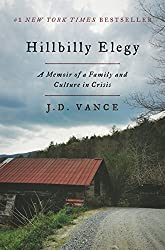 This is a memoir of J.D. Vance, whose Mamaw and Papaw were born in Kentucky and moved to Ohio to escape poverty. J.D. was raised by his grandmother- for the most part- as his mother struggled with drug and alcohol abuse, not to mention physical abuse from the string of men she lived with and allowed J.D. to be around. It was not unusual at all for him to live with mom for a while and then be rescued by his grandmother when mom's problems became too much for the young boy.