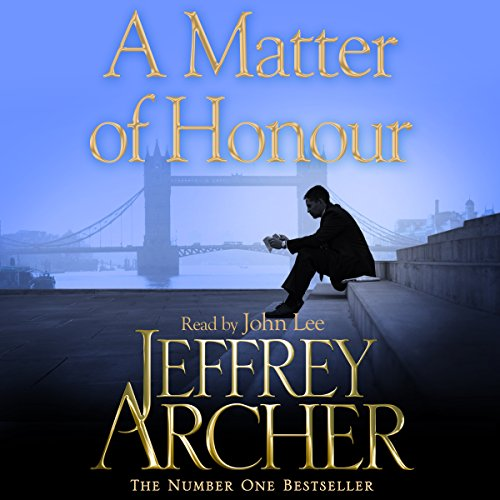 A Matter of Honour audiobook cover art