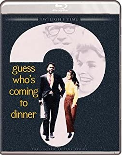 Guess Who's Coming to Diner - Twilight Time [1967] [Blu ray]