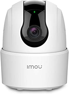 Imou Wi-Fi 1080p Full HD 360° Viewing Area Security Camera, White