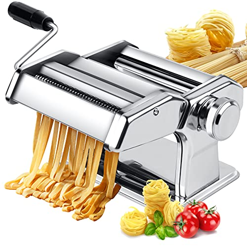 Steel Pasta Maker Machine