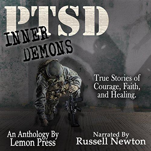 PTSD Inner Demons audiobook cover art