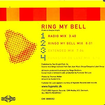 Ring My Bell - The Final Mixes