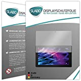 Slabo 2 x Bildschirmschutzfolie für Medion Lifetab P10356 (MD 99632) Bildschirmschutz Schutzfolie Folie No Reflexion   Keine Reflektion MATT