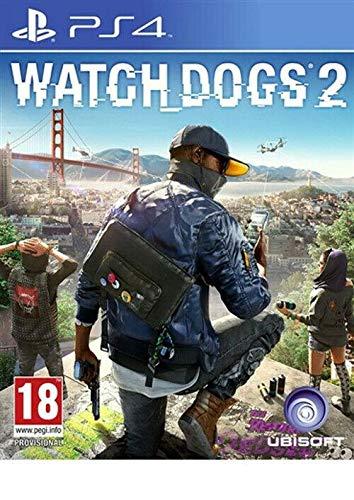 Watch_Dogs 2 - Deluxe_Edition (PS4 Exclusive) PS4 [Edizione: Regno Unito]
