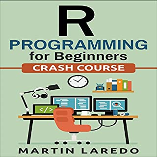 R Programming for Beginners: For Data Science cover art