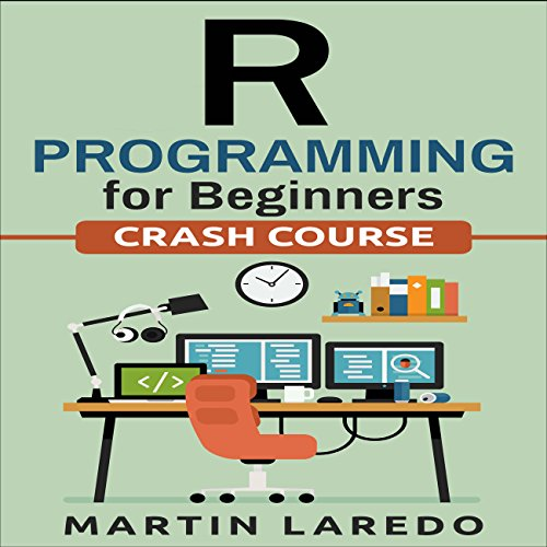 R Programming for Beginners: For Data Science audiobook cover art