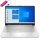 HP 15 15.6' FHD Touchscreen Laptop Computer, Intel Quad-Core i5 1035G1 up to...