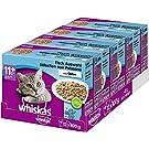 whiskas Alleinfuttermittel für ältere Katzen 11+ - Tiernahrung.