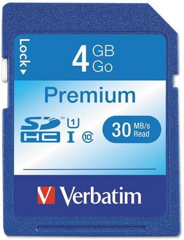 VER96171 - Verbatim Premium SDHC Memory Card